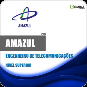Apostila Amazul 2020 Engenheiro de Telecomunicações