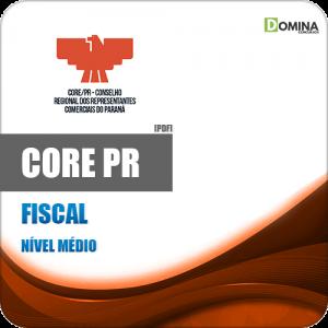 Apostila Concurso CORE PR 2020 Fiscal Quadrix
