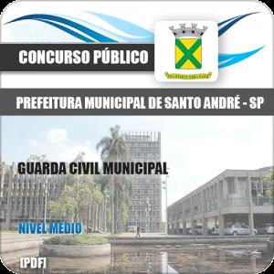 Apostila Pref Santo André SP 2020 Guarda Civil Municipal