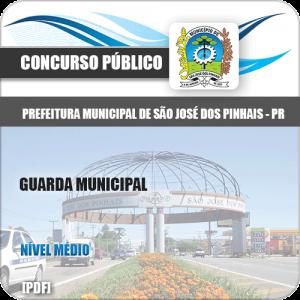 Apostila Pref São José dos Pinhais 2020 Guarda Municipal