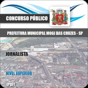 Apostila Concurso Mogi das Cruzes SP 2020 Jornalista