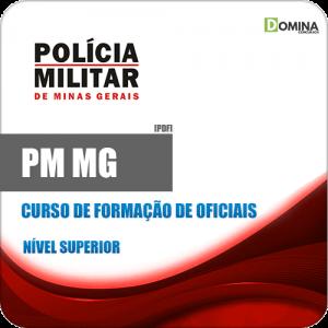 Apostila Concurso PM MG 2020 CFO Curso Formação Oficiais