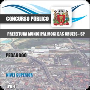 Apostila Concurso Mogi das Cruzes SP 2020 Pedagogo