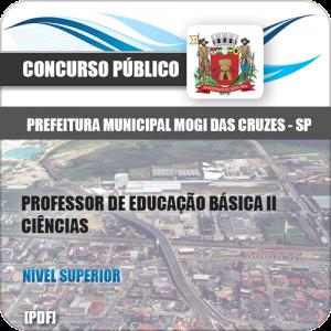 Apostila Concurso Mogi das Cruzes SP 2020 PEB II Ciências
