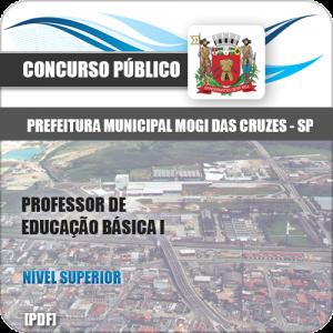 Apostila Mogi das Cruzes SP 2020 Professor Educação Básica I