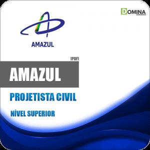 Apostila Concurso Amazul 2020 Projetista Civil Idecan