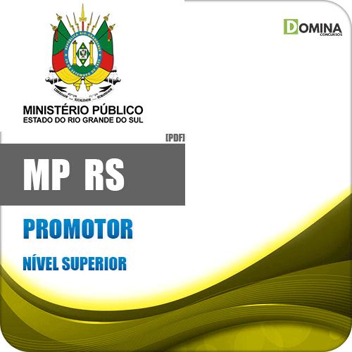 Apostila Concurso Público MP RS 2020 Promotor