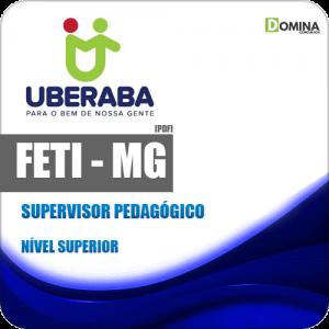 Apostila Concurso FETI Uberaba 2020 Supervisor Pedagógico