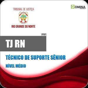 Apostila Concurso TJ RN 2020 Técnico de Suporte Sênior