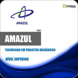 Apostila Amazul 2020 Tecnólogo em Projetos Mecânicos