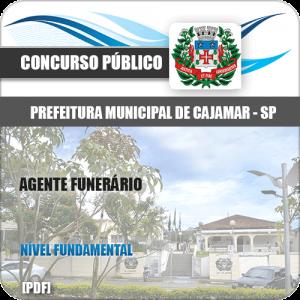 Apostila Prefeitura Cajamar SP 2020 Agente Funerário