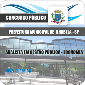 Analista Gestão Pública Economia