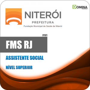 Apostila Concurso FMS Niterói RJ 2020 Assistente Social