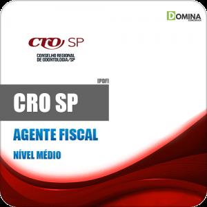 Capa CRO SP 2020 Agente Fiscal