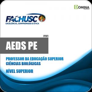 Apostila AEDS PE 2020 Professor Ciências Biológicas