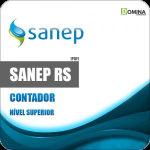 Apostila Concurso Sanep Pelotas RS 2020 Contador