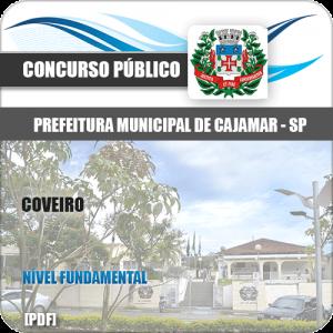 Apostila Concurso Prefeitura Cajamar SP 2020 Coveiro