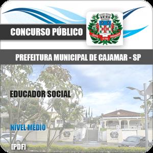 Apostila Prefeitura Cajamar SP 2020 Educador Social