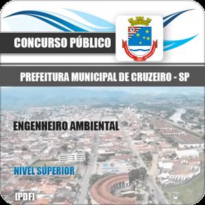 Apostila Concurso Cruzeiro SP 2020 Engenheiro Ambiental