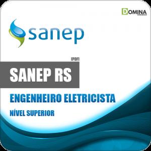 Apostila Concurso Sanep Pelotas RS 2020 Engenheiro Eletricista