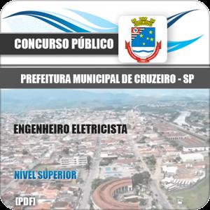 Apostila Concurso Cruzeiro SP 2020 Engenheiro Eletricista
