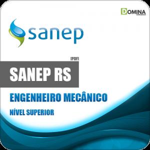 Apostila Sanep Pelotas RS 2020 Engenheiro Mecânico