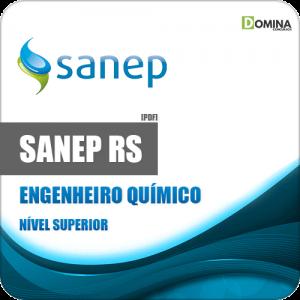 Apostila Sanep Pelotas RS 2020 Engenheiro Químico