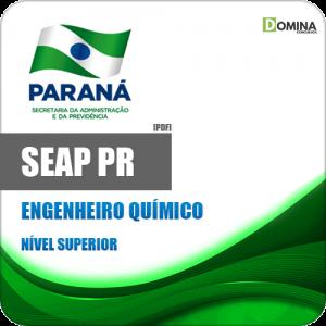 Apostila SEAP PR 2020 Engenheiro Químico e Químico