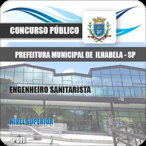 Apostila Prefeitura de Ilhabela SP 2020 Engenheiro Sanitarista