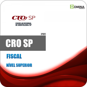 Cargo Fiscal CRO SP