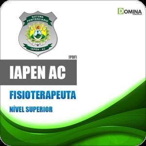Apostila Concurso do IAPEN AC 2020 Fisioterapeuta