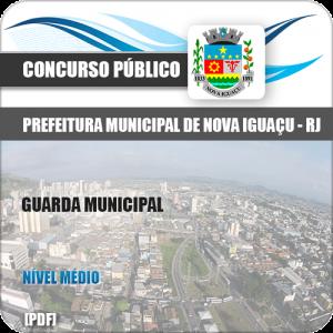 Apostila Prefeitura Nova Iguaçu RJ 2020 Guarda Municipal III