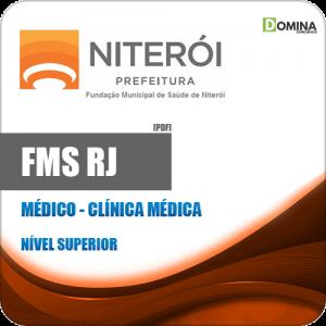 Apostila FMS Niterói RJ 2020 Médico Clínica Médica