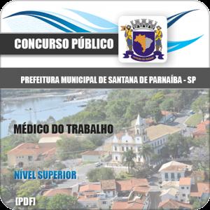 Apostila Santana de Parnaíba SP 2020 Médico do Trabalho