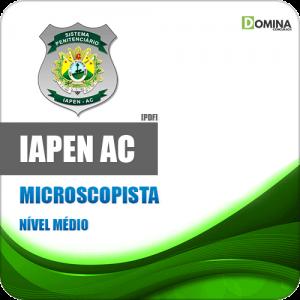 Apostila Concurso IAPEN AC 2020 Microscopista Download
