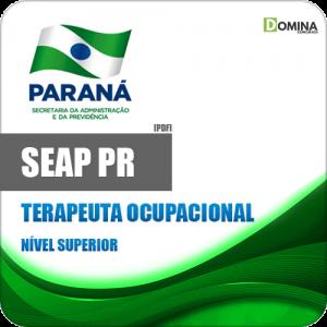 Apostila Digital DRH SEAP PR 2020 Terapeuta Ocupacional