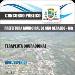 Apostila Concurso São Geraldo MG 2020 Terapeuta Ocupacional