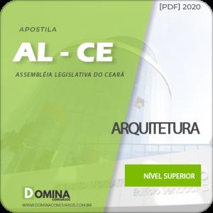 Apostila AL-CE 2020 Analista Arquitetura e Urbanismo