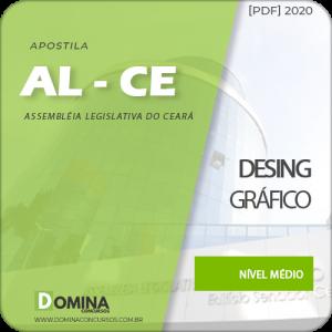 Apostila Concurso AL-CE 2020 Analista Design Gráfico