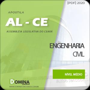 Apostila Concurso AL-CE 2020 Analista Engenharia Civil