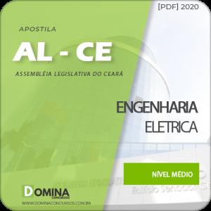 Apostila Concurso AL-CE 2020 Analista Engenharia Elétrica