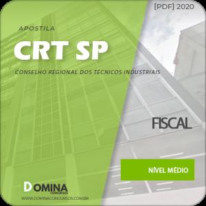 Apostila Concurso CRT-SP 2020 Fiscal Quadrix