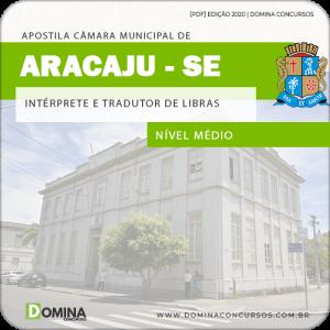 Apostila Aracaju SE 2020 Intérprete e Tradutor de Libras