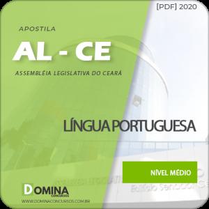 Apostila Concurso AL-CE 2020 Analista Língua Portuguesa