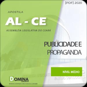 AL-CE 2020 Analista Publicidade e Propaganda