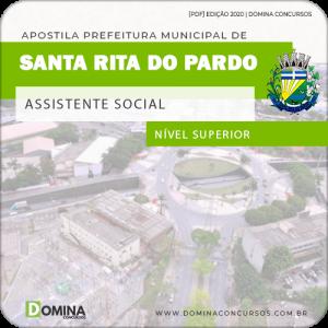 Apostila Pref Santa Rita Pardo MS 2020 Assistente Social