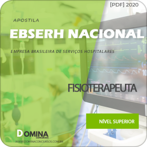 Apostila Concurso EBSERH BR 2020 Fisioterapeuta AOCP
