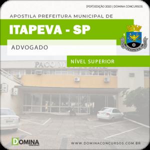 Apostila Concurso Pref Itapeva SP 2020 Advogado