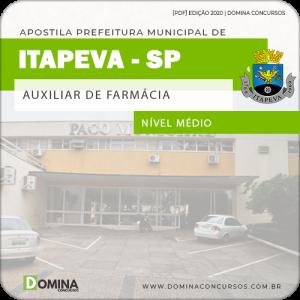 Apostila Concurso Pref Itapeva SP 2020 Auxiliar de Farmácia