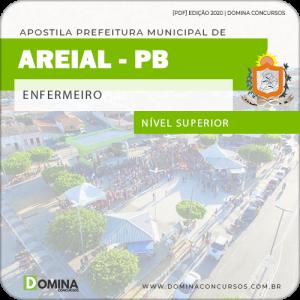 Apostila Concurso Público Pref Areial PB 2020 Enfermeiro